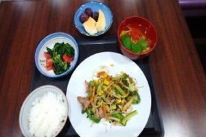 ホザナ・カフェ料理写真
